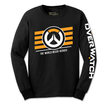 Funko Tee: Overwatch Long sleeve