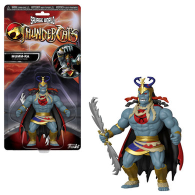 PRE-ORDER - 06/2019 Savage World: Thundercats, Mumm-Ra