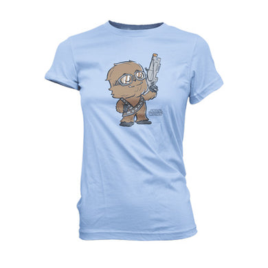 Super Cute POP! Tee: Chewie Stand Proud