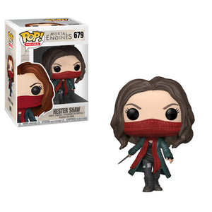 POP! Movies: 679 Mortal Engines, Hester Shaw