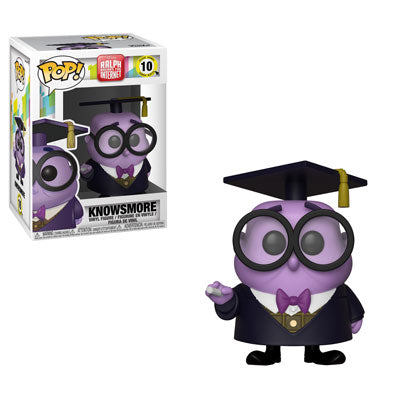 POP! Wreck-it Ralph: 10 Knowsmore