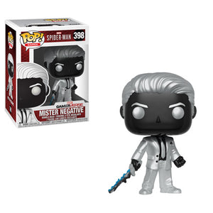 POP! Games: 398 Marvel Spider-Man, Mister Negative