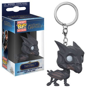 POP! Keychain: Crimes Against Grindelwald, Thestral
