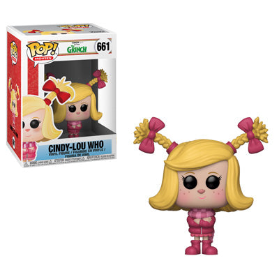 POP! Movies: 661 The Grinch, Cindy-Lou Who