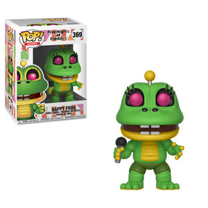 POP! Games: 369 FNAF Pizza, Happy Frog