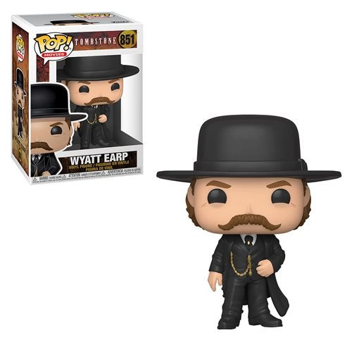 POP! Movies: 851 Tombstone, Wyatt Earp