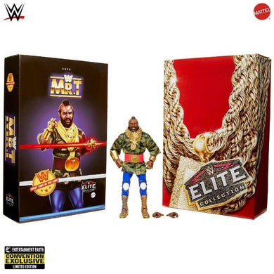 Mattel: WWE, Mr. T Elite Collection Action Figure (2020 SDCC) EE Exclusive