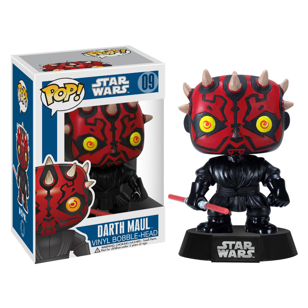 POP! SW: 009 Star Wars Darth Maul