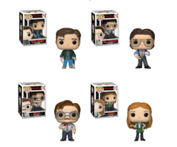 POP! Movies: Office Space Bundle of 4