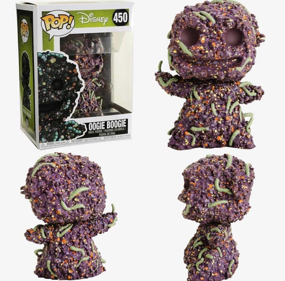 POP! Disney: 450 The Nightmare Before Christmas, Oogie Boogie
