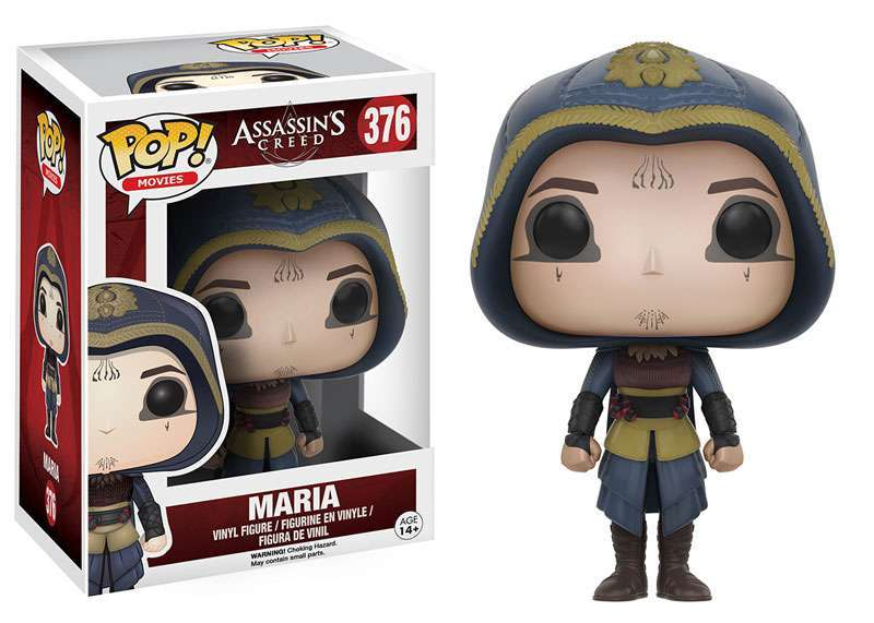 POP! Movies: 376 Assassin's Creed, Maria