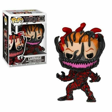 POP! Marvel: 367 Venom, Carnage