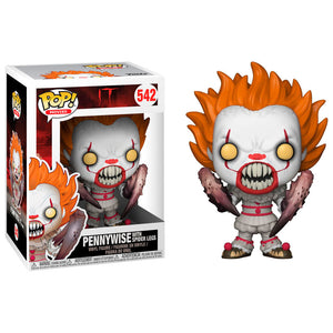 POP! Movies: 542 IT, Pennywise with Spider Legs