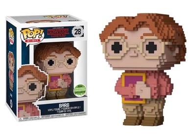 POP! 8-Bit: 28 Stranger Things, Barb Holland (2018 Spring Convention, Shared)