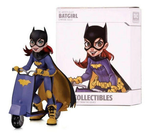 DC Artists Alley: DC Collectibles, Batgirl (By Chrissie Zullo) (Designer)