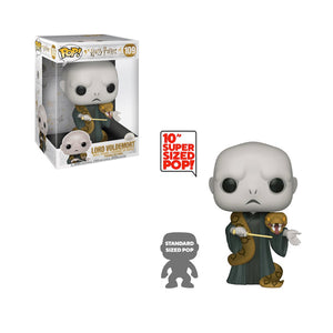 "PRE-ORDER - POP! Harry Potter: 109 Voldemort w/Nagini (10"")"