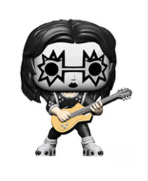 POP! Rocks: Kiss, Spaceman