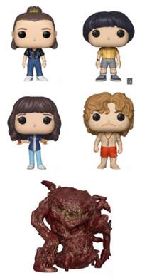 POP! TV: Stranger Things (Bundle of 5)