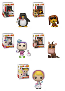 POP! Disney: Toy Story Bundle of 5