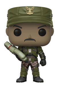 POP! Halo: 08 Sgt. Johnson