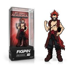 MY HERO ACADEMIA FIGPIN EIJIRO KIRISHIMA COLLECTOR CASE #179