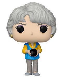 PRE-ORDER - POP! TV: Golden Girls, Dorothy (Bowling Uniform)