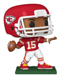 PRE-ORDER - POP! NFL: Kansas City Chiefs, Patrick Mahomes