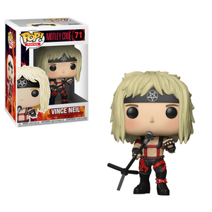 POP! Rocks: 71 Motley Crue, Vince Neil