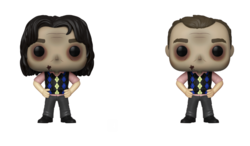 PRE-ORDER - POP! Movies: Zombieland, Bill Murray (w/Chase) (Bundle of 2)