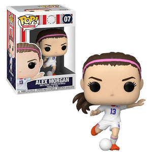 PRE-ORDER - POP! Sports: 07 USWNT, Alex Morgan