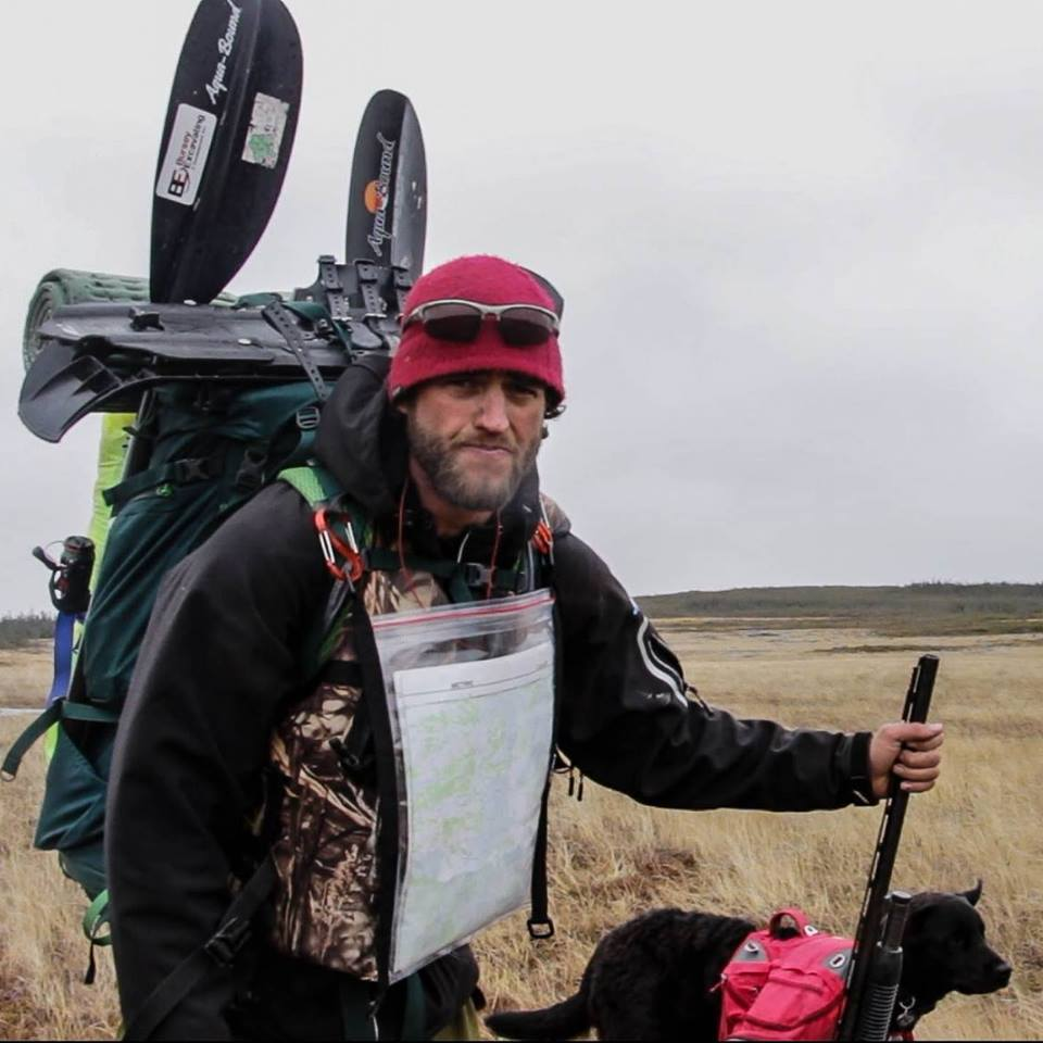 Crossing the Labrador Wilderness with Justin Barbour