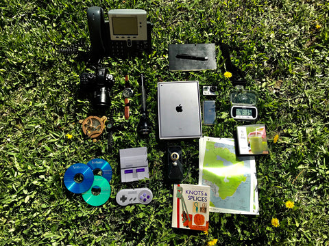 Not Just For Calling - Should You Bring Your Cell Phone Camping?