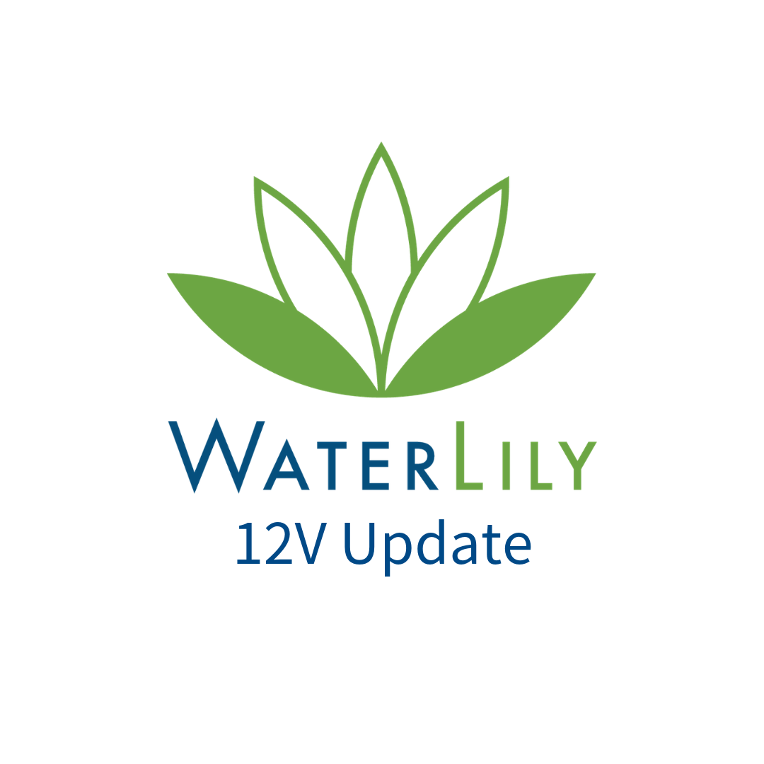 WaterLily 12 Volt Update