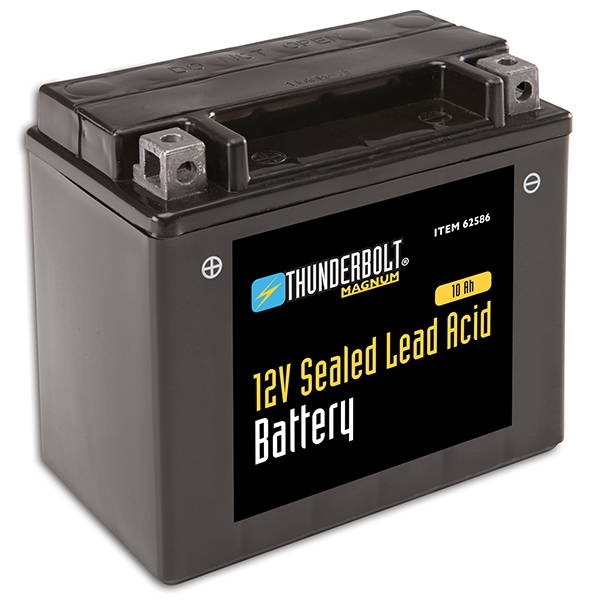 How to Charge 12V Lead Acid Batteries
