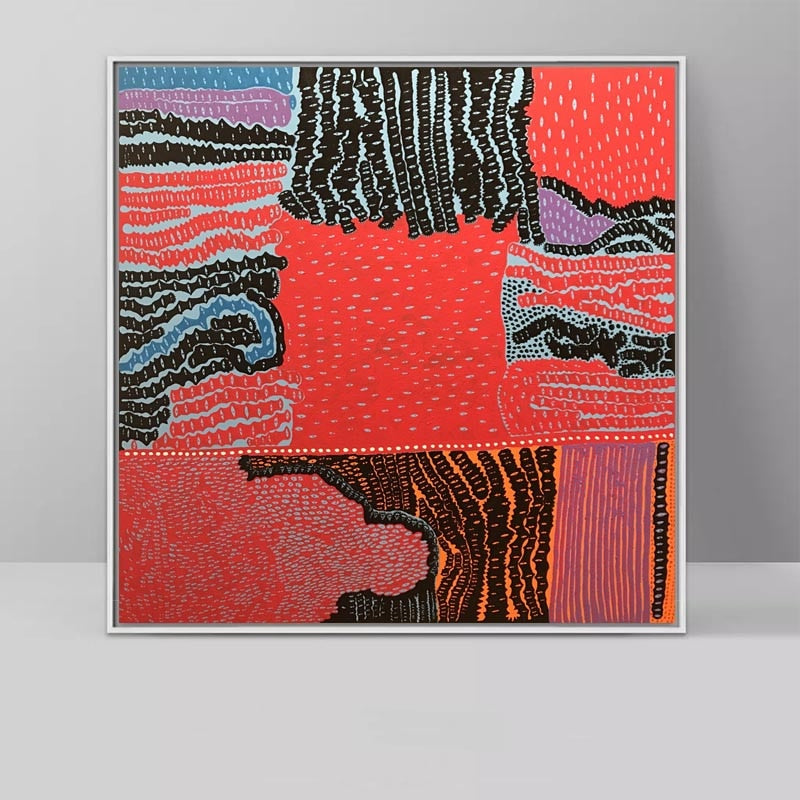 ART Print Canvas