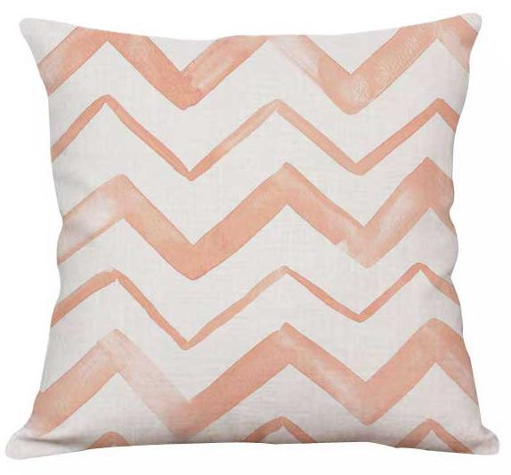 Flamingo Soft Plush Cushion Cover