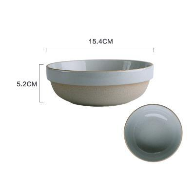 Ceramic Pottery Salad Bowl Collection
