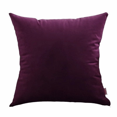 Soft Velvet Cushion Cover