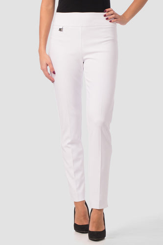 Essential White Tab Pant