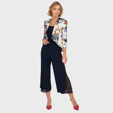 Load image into Gallery viewer, Abstract Print Bolero Jacket