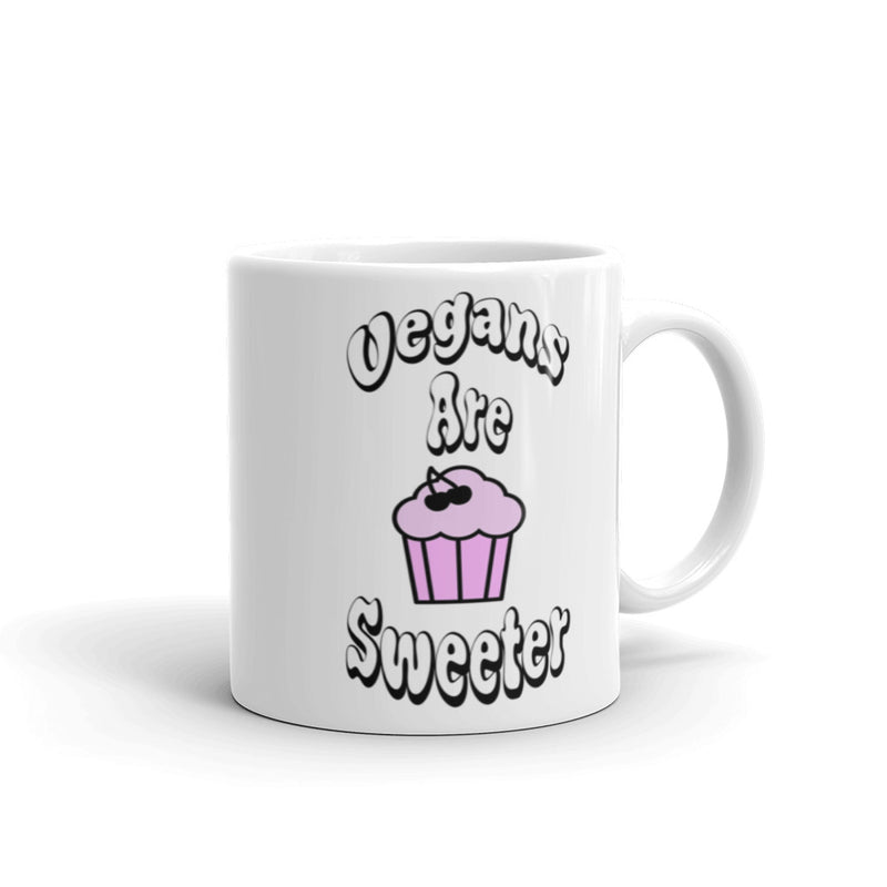 Vegans Are Sweeter Mug