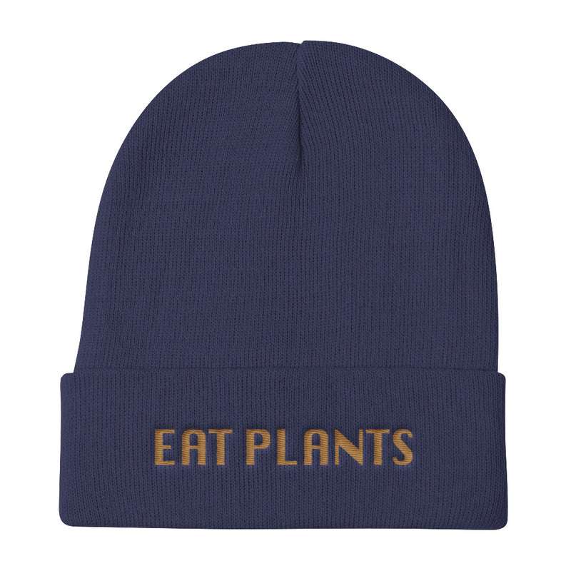 Eat Plants Beanie