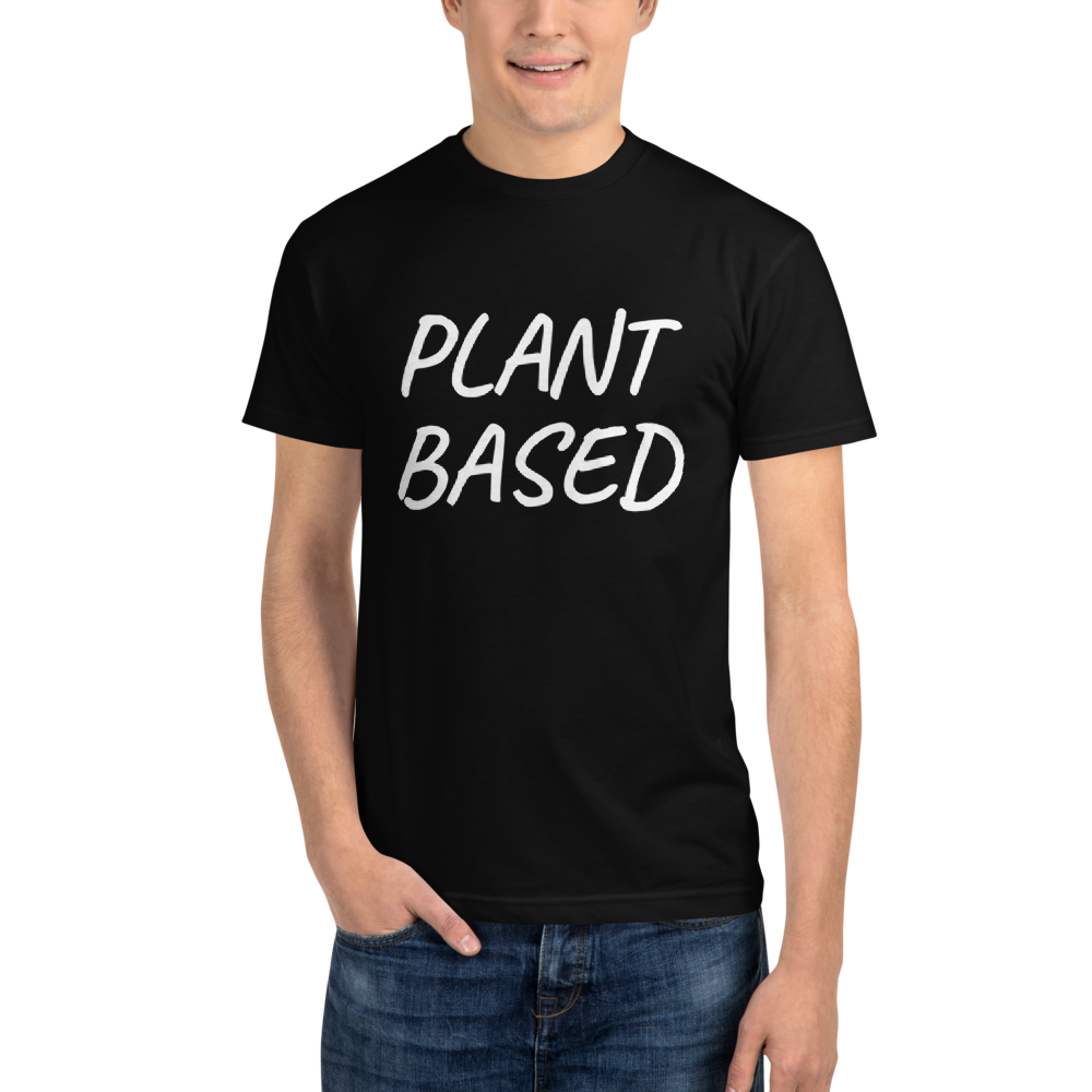 Plant Based Organic Cotton T-Shirt