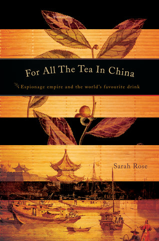 For All The Tea In China Book Cover