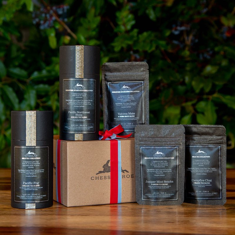 The Black Tea Gift Box