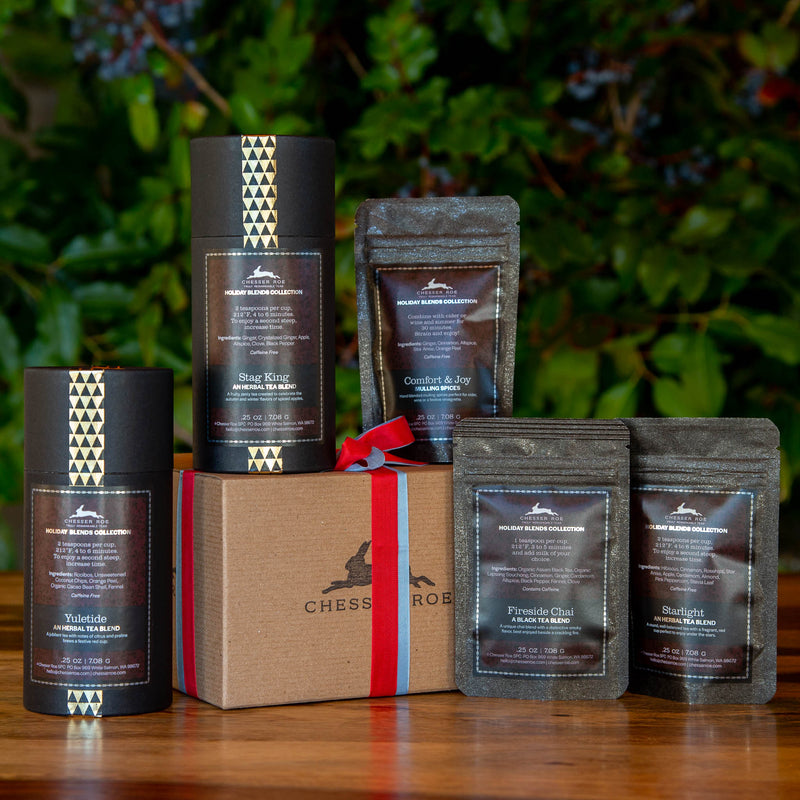 Chakra Tea Collection Travel Set