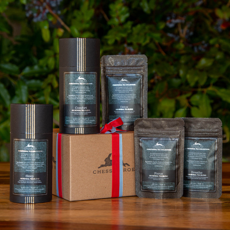 The Herbal Tea Gift Box