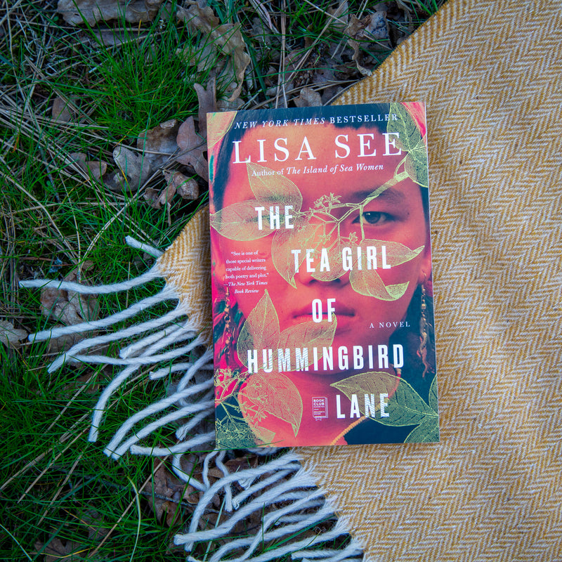 The Tea Girl of Hummingbird Lane [Book Only]