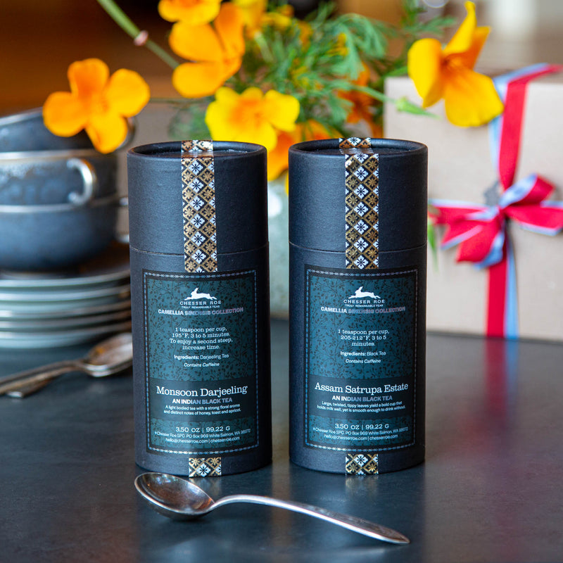 Chesser Roe | The Black Tea Gift Box