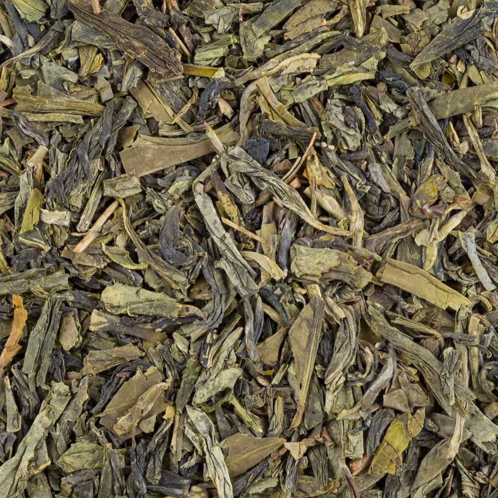 Chesser Roe | Green Dragon Oolong
